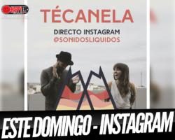 Concierto de Té Canela en Instagram