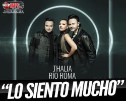 Thalía presenta una nueva colaboración titulada «Lo siento mucho» con Río Roma