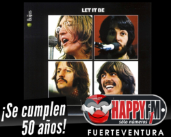 «Let It Be»  de The Beatles cumple 50 años