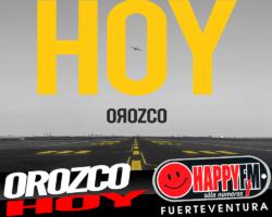 OROZCO REGRESA DESBORDANTE DE ENERGÍA POSITIVA CON 'HOY', EL PRIMER SINGLE DE SU NUEVO ÁLBUM