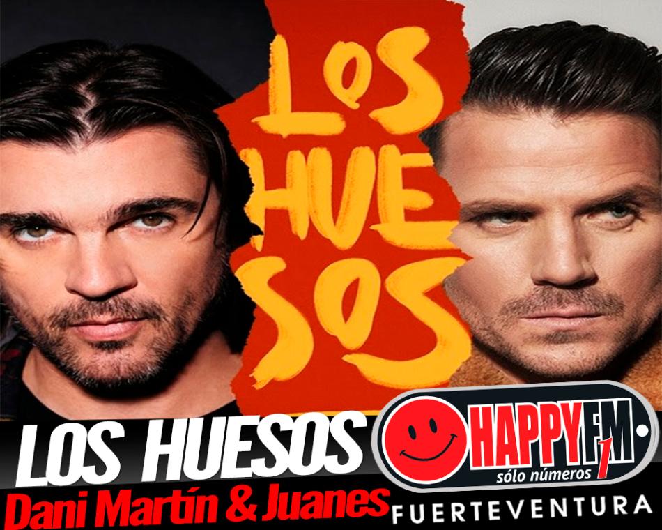 Lo Nuevo De Dani Martín & Juanes – Los Huesos