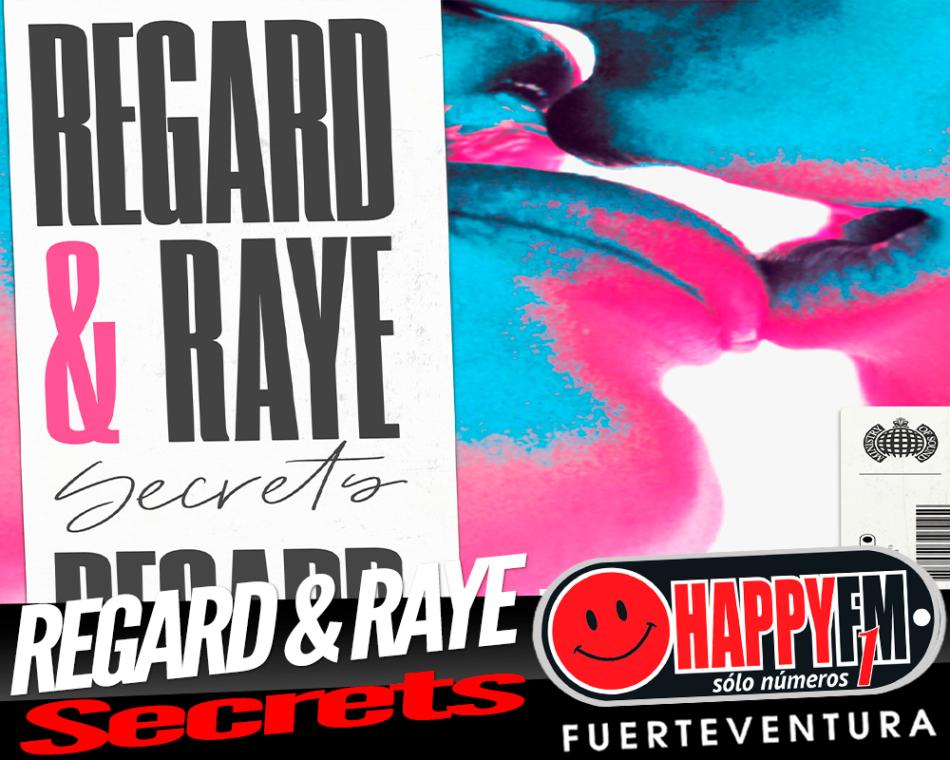 Regard se une a Raye en su nuevo tema «Secrets»