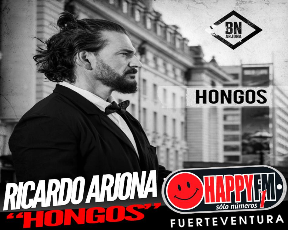 """RICARDO ARJONA SUPERA AL PROPIO ARJONA """"HONGOS"""""""