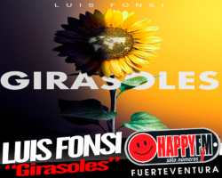 "LUIS FONSI ""Girasoles"""
