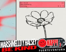 MARSHMELLO y HALSEY comparten el nuevo single BE KIND