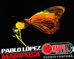 PABLO LÓPEZ  publica su nueva canción MARIPOSA