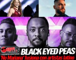 Black Eyed Peas presenta 'No Mañana' y anuncia las colaboraciones de su próximo álbum