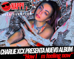 "Charlie XCX presenta nuevo album ""How I´m feeling now"""