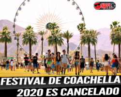 Festival Coachella 2020, cancelado por el Covid-19
