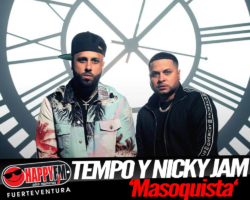 Nicky Jam y Tempo unen sus voces por primera vez en 'Masoquista'