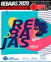 REBAJAS PRIMAVERA & VERANO 2020 CC LAS ROTONDAS