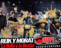 """Reik y Morat """"La Bella y la Bestia"""""""
