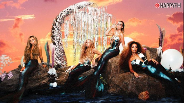 JADE, PERRIE, LEIGH-ANNE Y JESY, INTEGRANTES DE LITTLE MIX, SORPRENDEN CON EL ESTRENO DE SU SINGLE: 'HOLIDAY'.