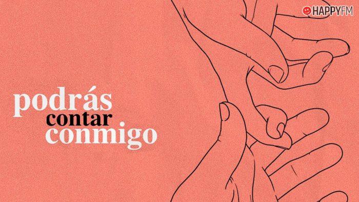 MARTA SOTO, UNA DE LAS ARTISTAS ESPAÑOLAS MÁS QUERIDAS, HA LANZADO UNA NUEVA CANCIÓN TITULADA 'PODRÁS CONTAR CONMIGO'.