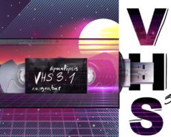 Hoy en VHS3.1 hablando de cine y serie apocalípticas