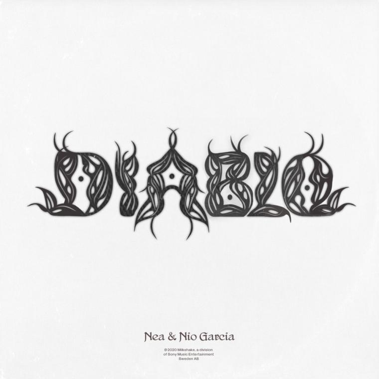 Nea y  Nio García nos presentan 'Diablo'está producido por Decco (Dua Lipa, Selena Gómez)