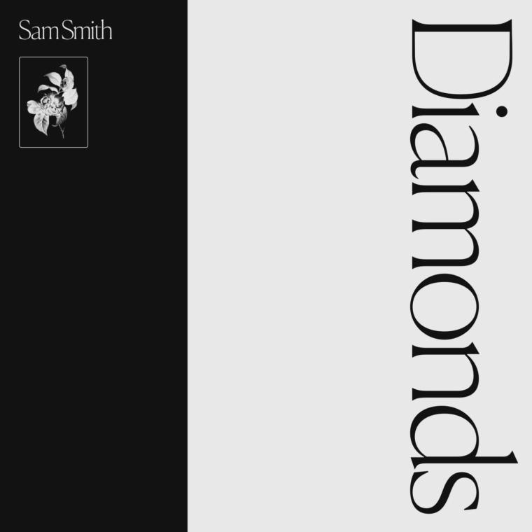 Sam Smith anuncia nuevo single y álbum. Single: 'Diamonds'