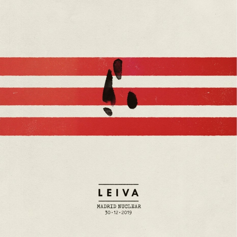 Leiva publica su esperado directo «Madrid Nuclear»