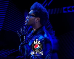 The Weeknd actuará en el intermedio de la Superbowl