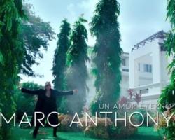 Marc Anthony estrena «Un amor eterno» en versión balada