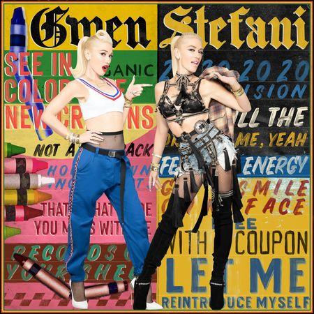 «Let Me Introduce Myself» es el regreso musical de Gwen Stefani