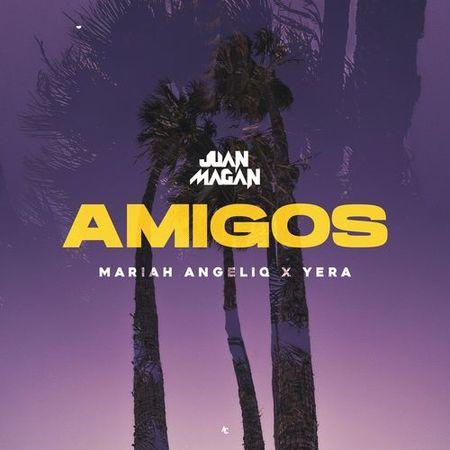 «Amigos» es la nueva colaboración de Juan Magán con Mariah Angeliq y Yera
