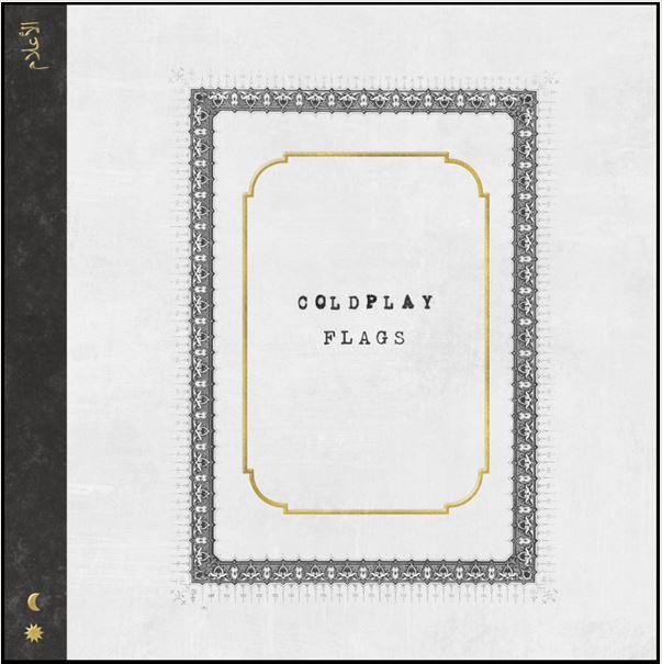 Coldplay publica el tema «Flags»