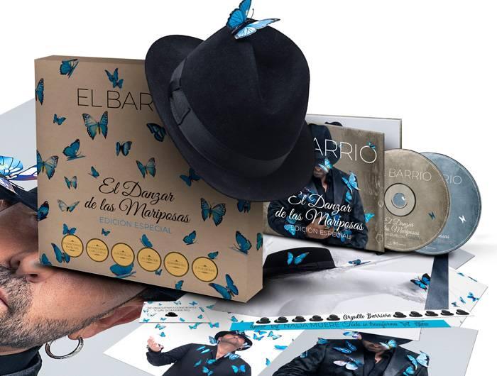 Ya está disponible la reedición del disco «El danzar de las mariposas» de El Barrio