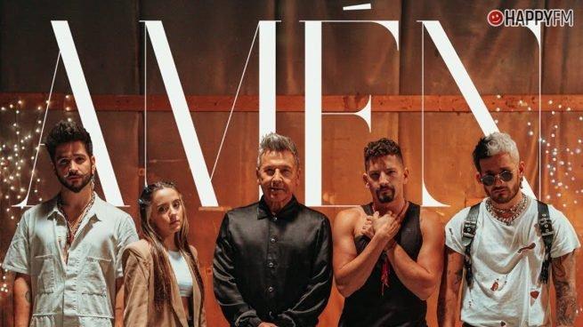 Ricardo Montaner, Mau y Ricky, Camilo y Evaluna lanzan «Amén»