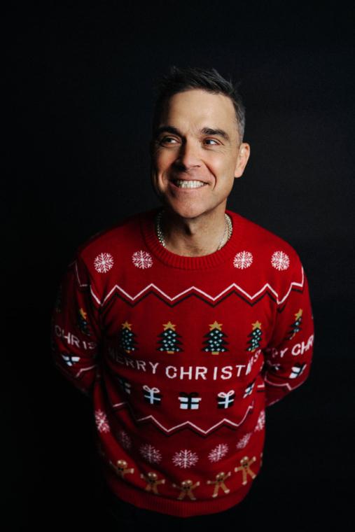 Robbie Williams pone ritmo a la Navidad con «Can't Stop Christmas»