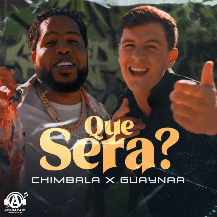 «¿Qué será?» es la colaboración entre Chimbala y Guaynaa