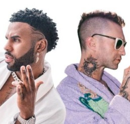 Jason Derulo ft Adam Levine comparten