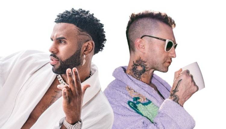 Jason Derulo ft Adam Levine comparten «Lifestyle»