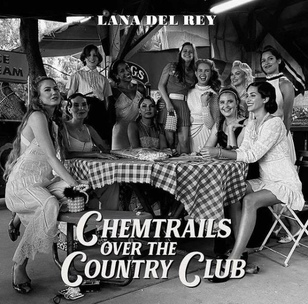 Lana del Rey publica «Chemtrails Over The Country Club»