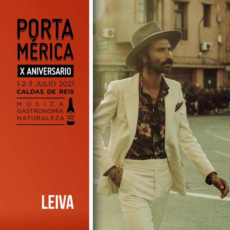 Leiva, Beret, Sidonie, Coque Malla y Viva Suecia son algunos de los artistas que estarán en el X Festival PortAmérica