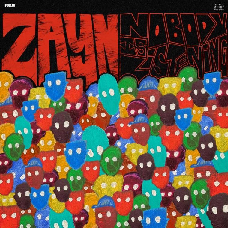 Zayn publica «Vibez» como nuevo adelanto de su inminente próximo álbum «Nobody Is Listening»