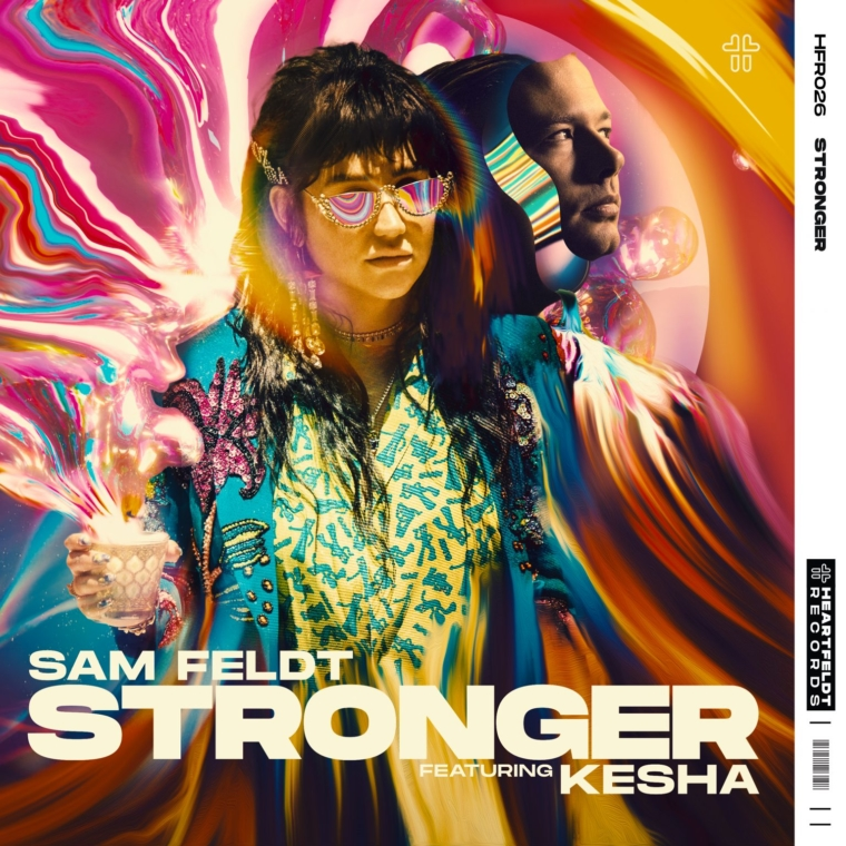 Sam Fledt ft Kesha lanza «Stronger»