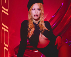 «Big» es lo nuevo de Rita Ora junto a David Guetta, Imanbek y Gunna incluído en su EP «Bang»