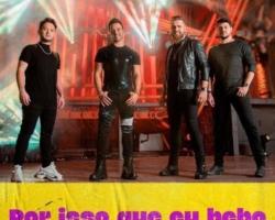 Luis Fonsi canta en portugués junto a Zé Neto & Cristiano y Thyy en el tema 'Por Isso Que Eu Bebo'