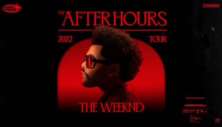 The Weeknd incluye dos conciertos en España en su gira de 2022