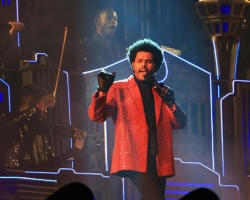 Ya puedes ver la actuación de The Weeknd en el intermedio de la Super Bowl 2021