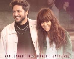 Ya está disponible «Despedida y cierre» la esperada colaboración de Vanesa Martín y Manuel Carrasco