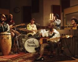 «Leave The Door Open» es el bombazo musical de Bruno Mars y Anderson .Paak (Silk Sonic)
