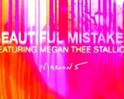Maroon 5 y Megan Thee Stallion unen sus voces en la balada «Beautiful Mistakes»