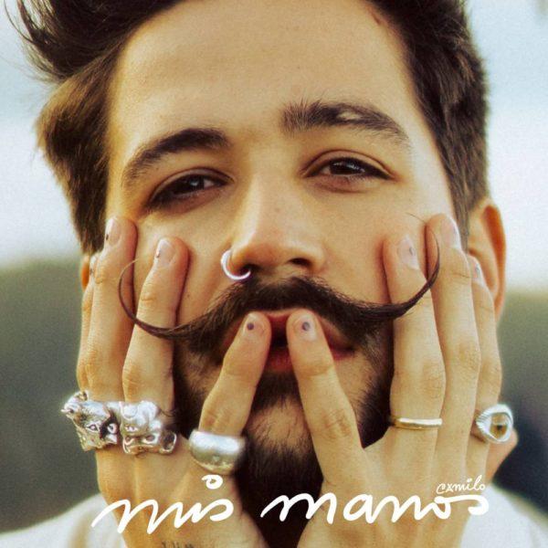 «Mis manos» es el último trabajo discográfico de Camilo