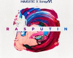 Majestic versiona el éxito de Boney M, «Rasputin»
