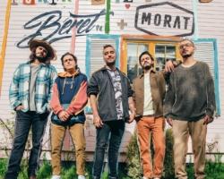 Ya puedes escuchar «Por fa no te vayas», la esperada colaboración entre Beret y Morat