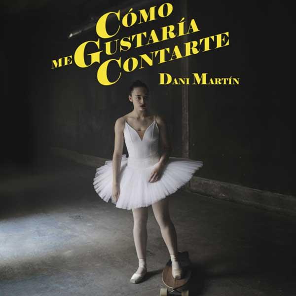 Dani Martín estrena el videoclip del tema 'Cómo me gustaría contarte'