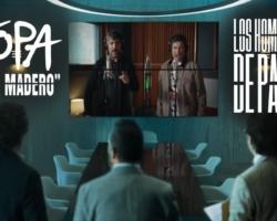 Estopa estrena «El madero», el tema principal de la vuelta de 'Los hombres de Paco'