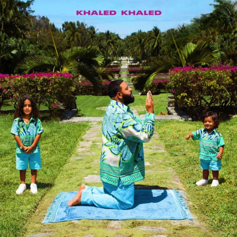 Dj Khaled anuncia los detalles de su próximo trabajo discográfico